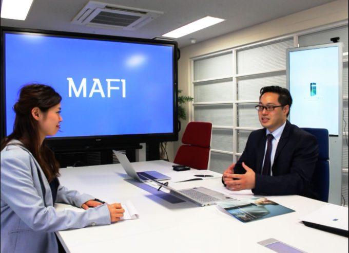 MAFI川端さん