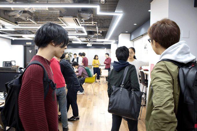 イベント参加者の写真