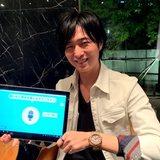 津崎さんの写真