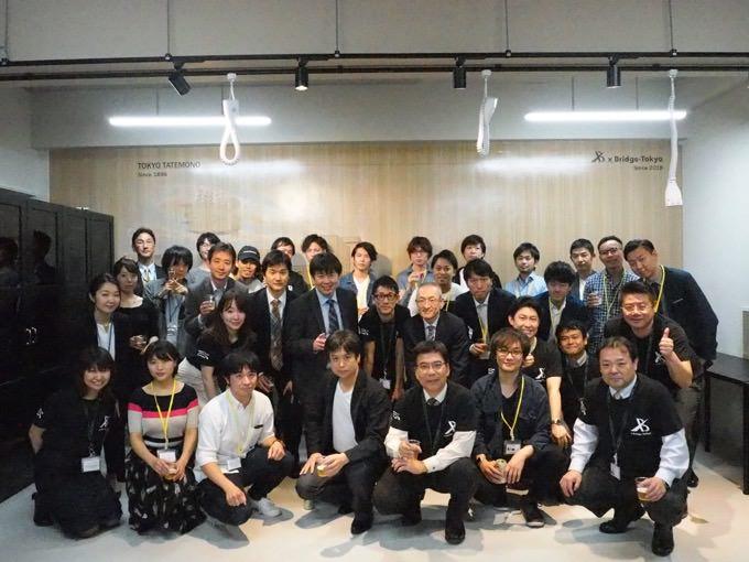 xbridge-tokyo集合写真2